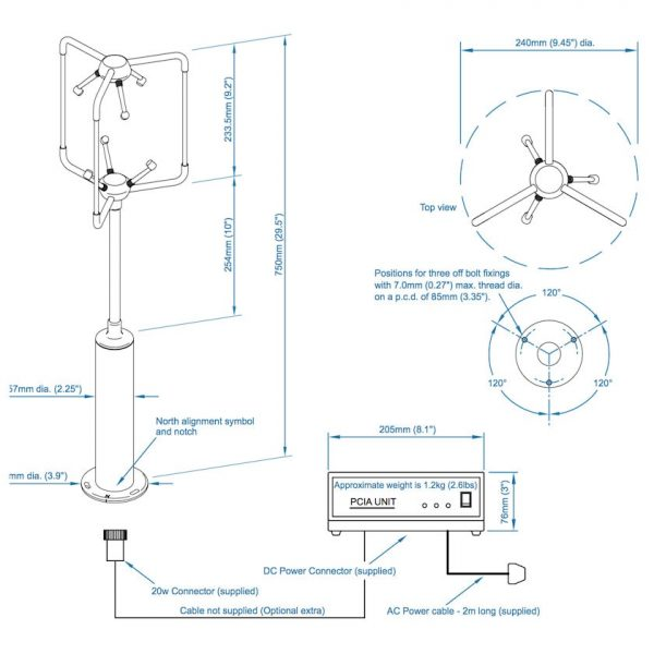 R3-100-Research-range-3-axis-ultrasonic-anemometer-dimensions